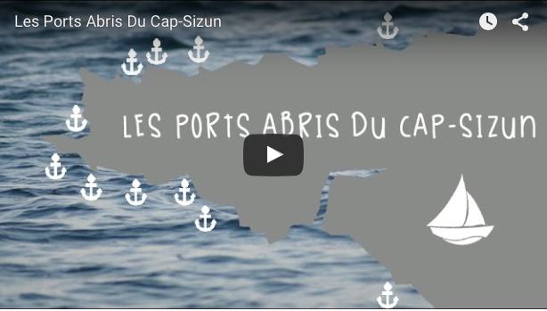 Les ports abris du Cap Sizun