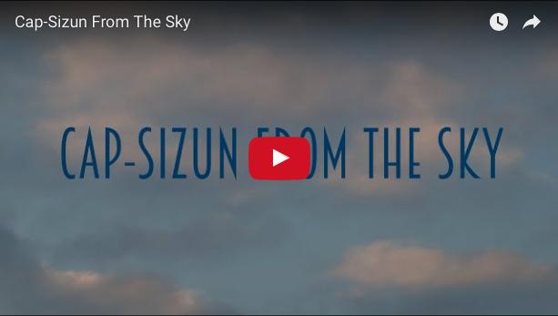 Le Cap-Sizun vu du Ciel